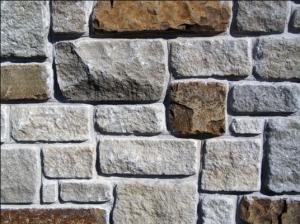 stone wall in fayetteville ar