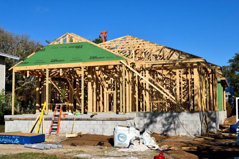 New Home Framing Fayetteville AR