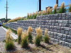 Fayetteville AR Retaining Wall