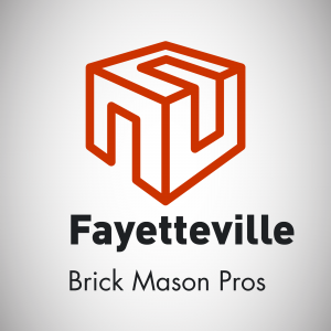 Fayetteville Brick Mason Logo