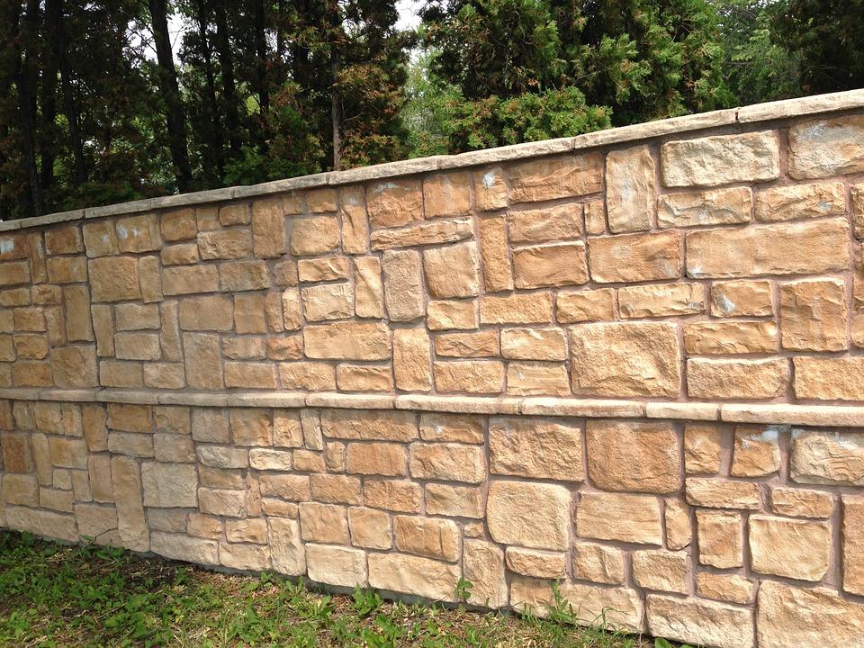 Fayetteville Retaining Wall