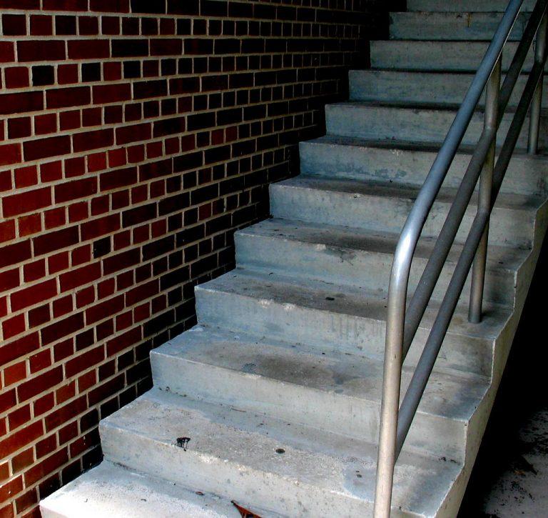 Fayetteville Brick Steps